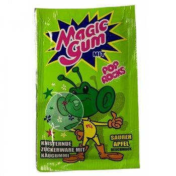 Magic Gum - Saurer Apfel - Knisterne Zuckerware