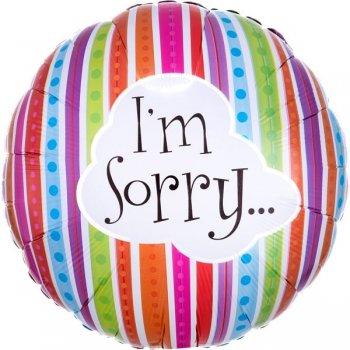 Folienballon - I'm Sorry