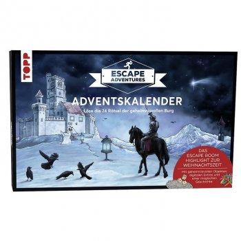 Escape Adventures - Die geheimnisvolle Burg - Adventskalender