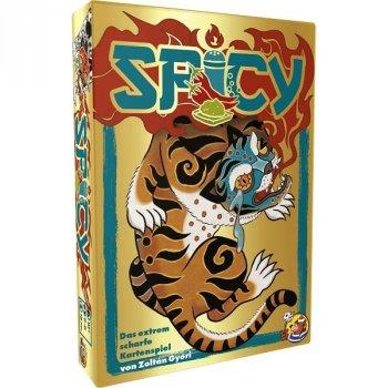 Spicy - Kartenspiel