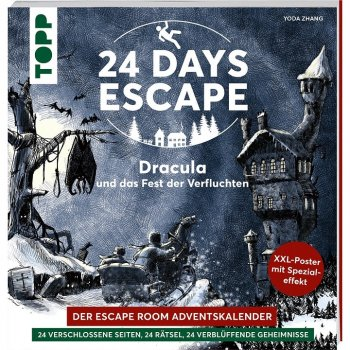24 Days Escape - Dracula - Adventskalender