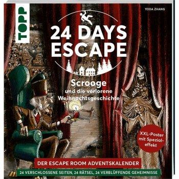 24 Days Escape - Scrooge - Adventskalender