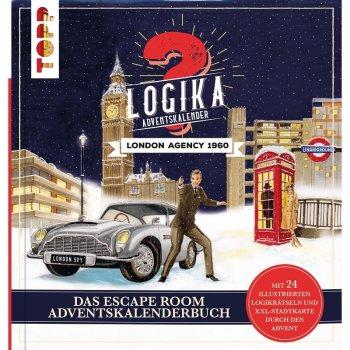 Logika  - London Agency 1960 - Adventskalender