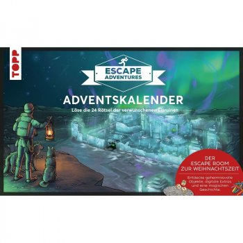 Escape Adventures - Die verwunschenen Eisruinen - Adventskalender
