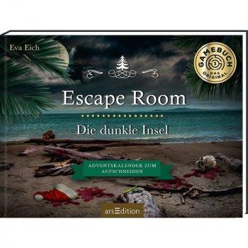 Escape Room - Die dunkle Insel - Adventskalender