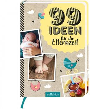 99 Dinge, für die Elternzeit - Buch