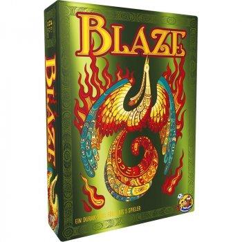 Blaze - Kartenspiel