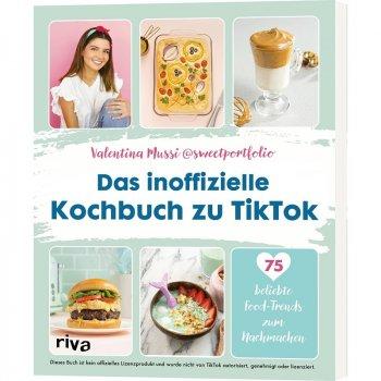 Das inoffizielle Kochbuch zu TikTok