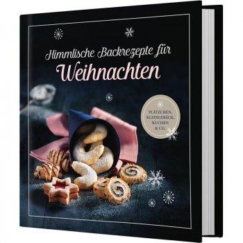 Himmlische Backrezepte für Weihnachten - Buch
