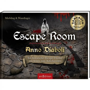 Escape Room - Anno Diaboli