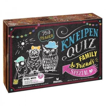 Kneipenquiz - Family & Friends Spezial