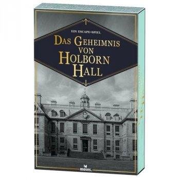 Das Geheimnis von Holborn Hall - Escape-Room-Spiel