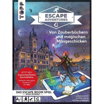 Escape Adventures AR - Von Zauberbüchern und magischen Missgeschicken