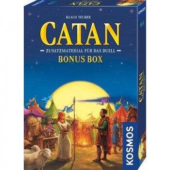 Catan -  Das Duell - Bonus Box (Zusatzmaterial)