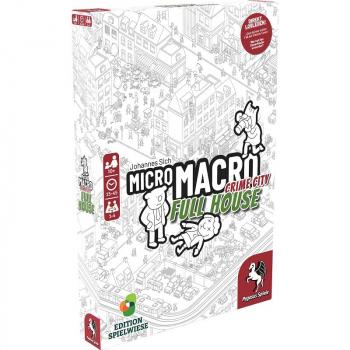 MicroMacro: Crime City 2 - Spiel