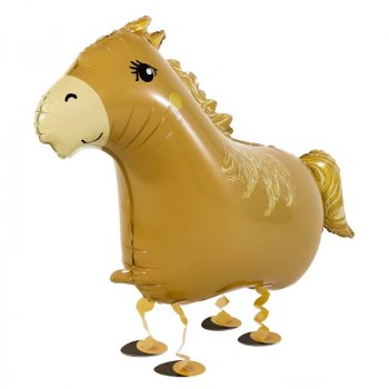 Walking Buddie Ballon - Pferd