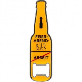 Gruss & Co. - Feierabend - Flaschenöffner