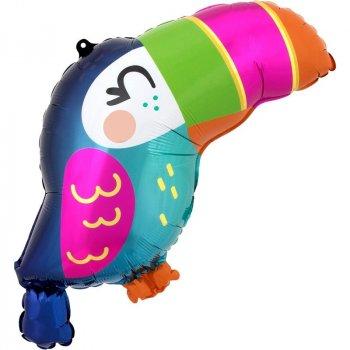 Folienballon - Tropical Toucan