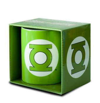 Green Lantern Becher Box