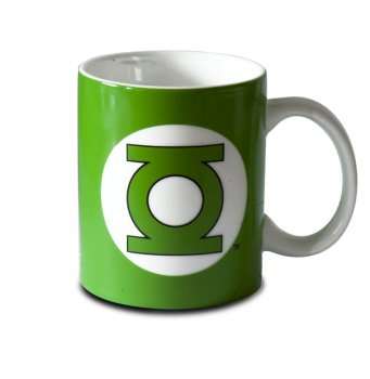 Green Lantern Becher