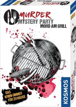 Murder Mistery Party Mord am Grill