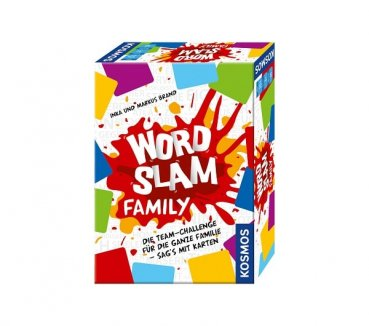 Word Slam Familiy