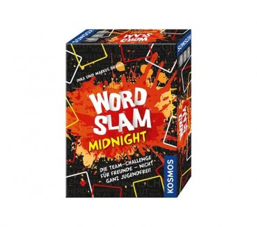 Word Slam - Midnight