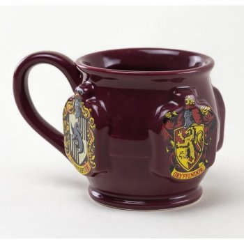 Harry Potter - Crests - 3D-Tasse