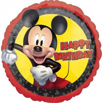 Folienballon - Mickey Mouse Forever Birthday