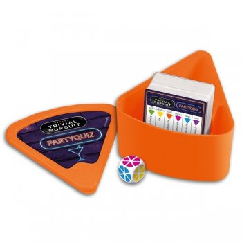 Trivial Pursuit Partyquiz Box