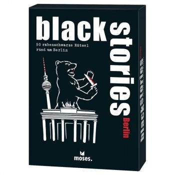 Black Stories - Berlin Edition - Rätselspiel