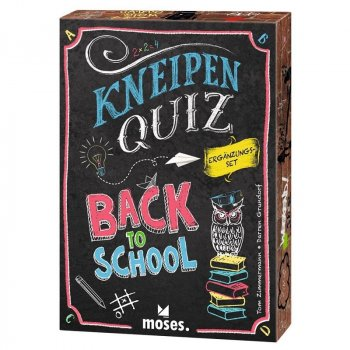 Kneipenquiz - Back to School
