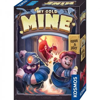 My Gold Mine - Kartenspiel