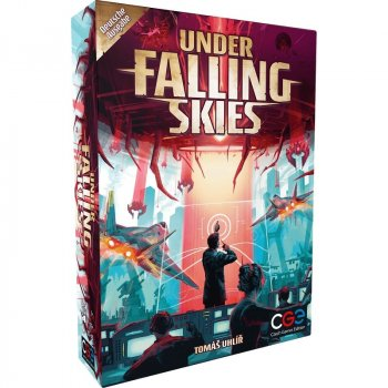 Under Falling Skies  Spiel