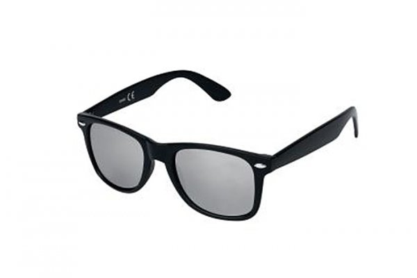 Sonnenbrille Classic Ray silber