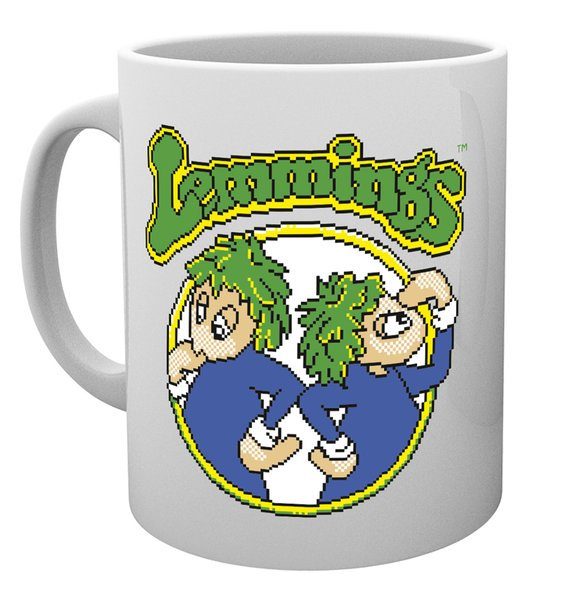 Lemmings Duo Becher