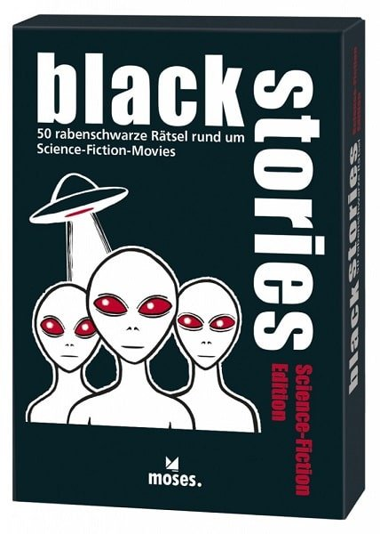 Black Stories Science Fiction