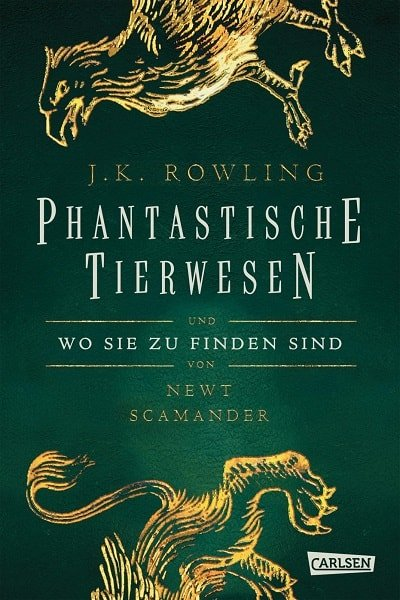Harry Potter Phantastische Tierwesen