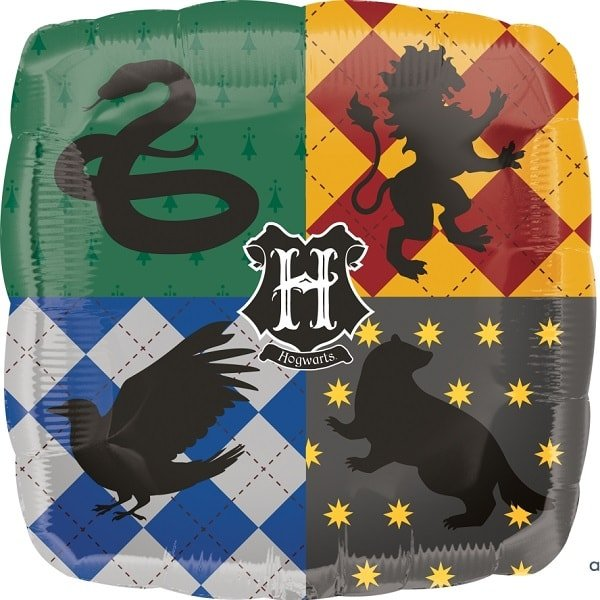 Folienballon Harry Potter Hogwarts