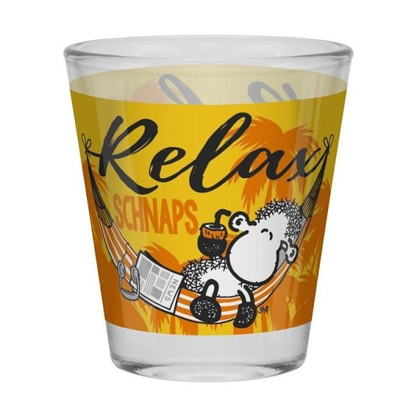 Sheepworld Schnapsglas Relax
