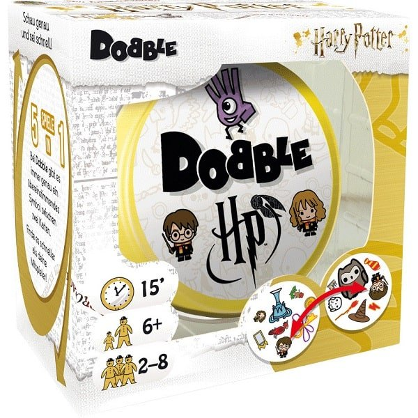 Dobble Harry Potter Kartenspiel