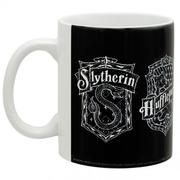Harry Potter Hogwarts Häuser Tasse